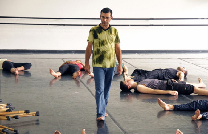 Seminario per danzatori con Paulo Chamone