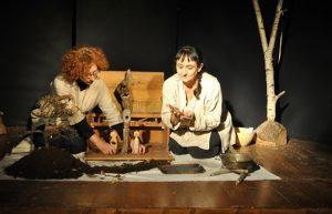 Hansel e gretel spettacolo per bambini a Il Lavoratorio